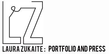 Laura Zukaite: Portfolio and Press