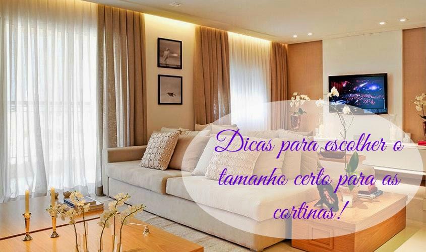 Tamanho Certo De Tv Para Sala ~ Meu Palácio de 64m² #CORTINAS  Qual o tamanho certo e que altura