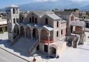 Τα έργα στο νέο Ιερό Ναό του Αγίου Αντωνίου συνεχίζονται... (φωτο)