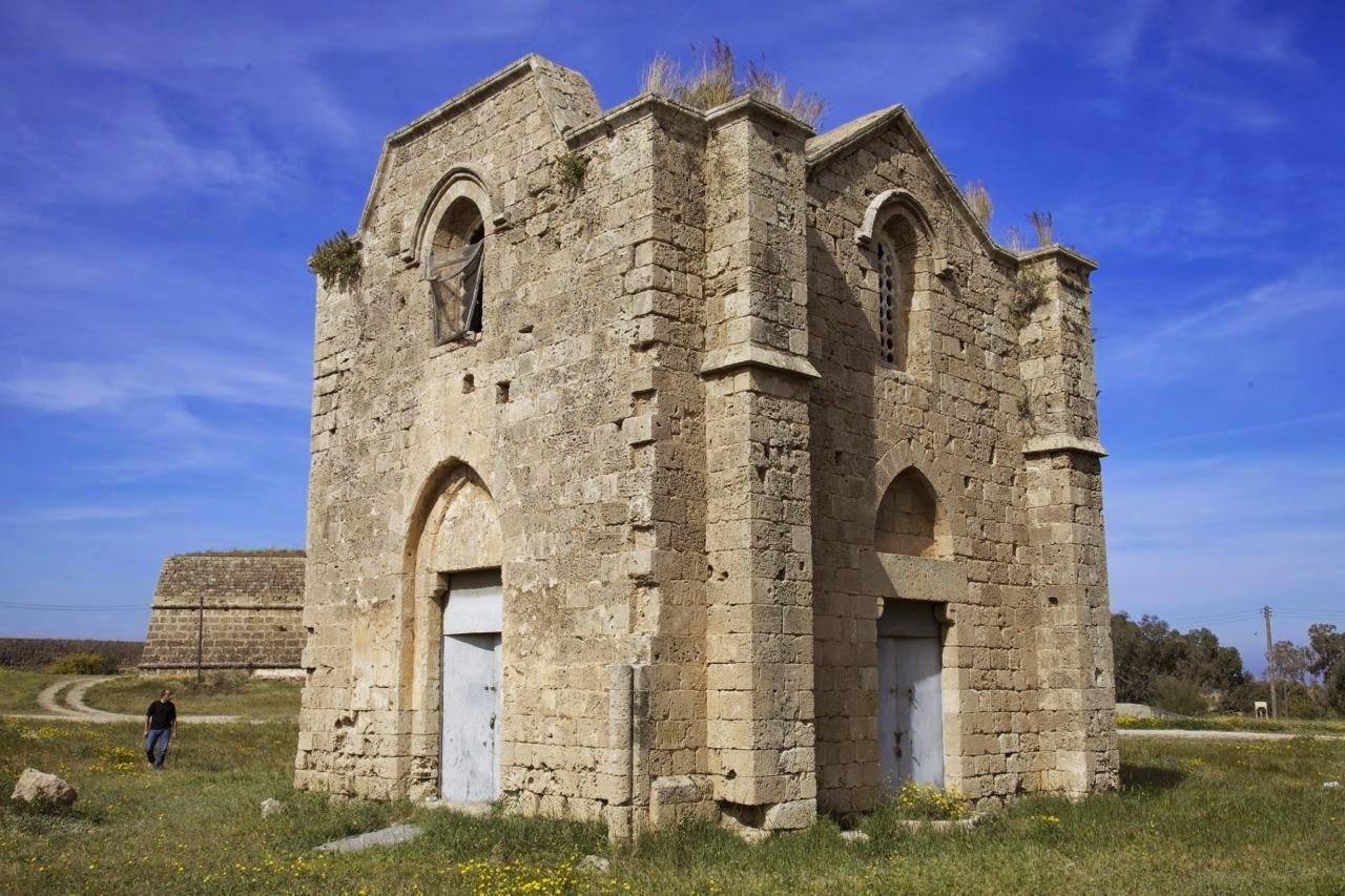 Bisanzio chiesa degli armeni famagosta - Finestre circolari delle chiese gotiche ...