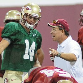 Jimbo Fisher: Jacob Coker better than former Alabama QB's Greg McElroy and A.J. McCarron?