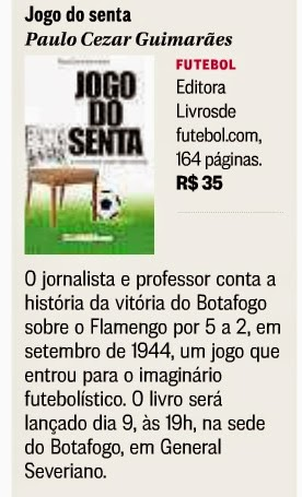Caderno Prosa & Verso, O Globo