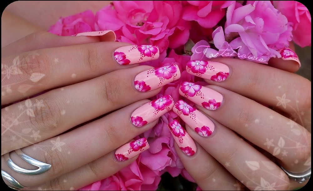 Nail art: best nail art of tartofraises 2011.