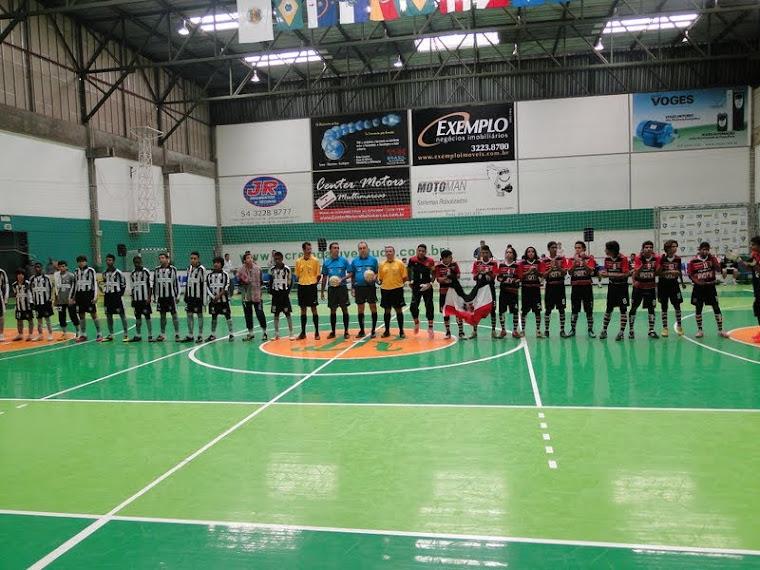 TAÇA BRASIL SUB-15/2011