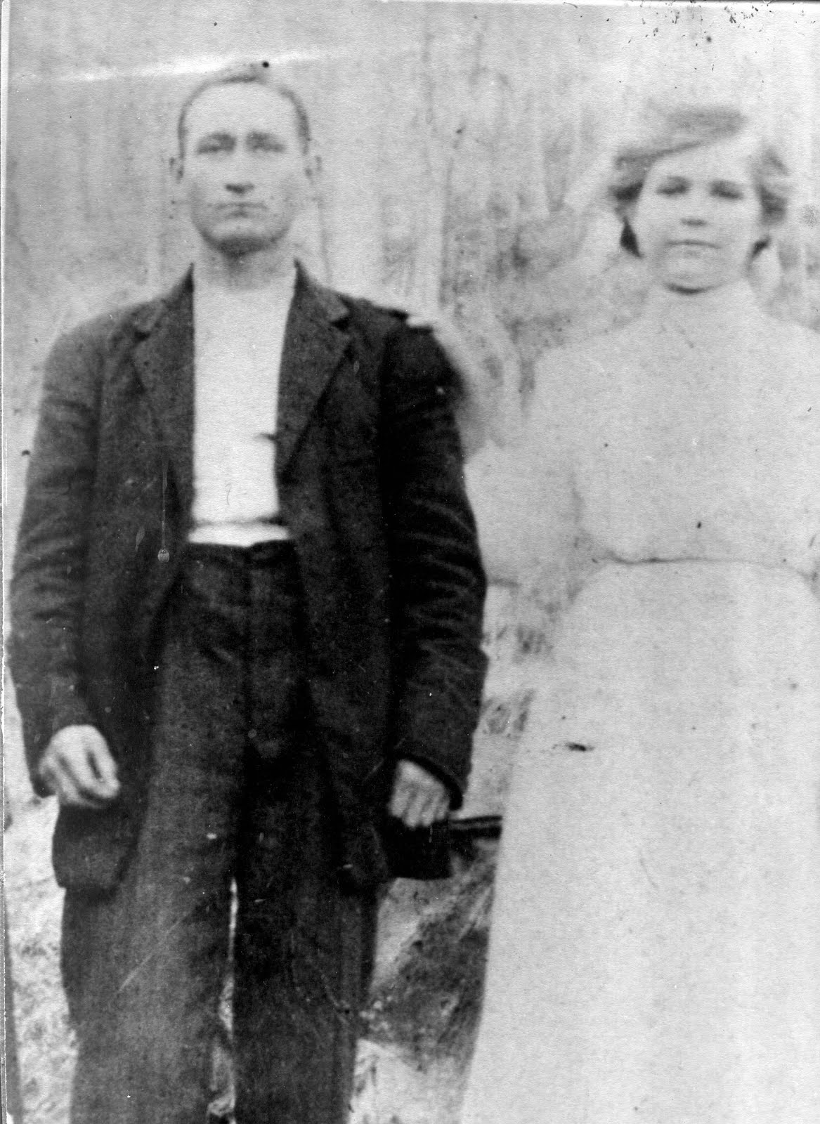 "Jesse James and ""Delaney"" Galeenah Poyner"