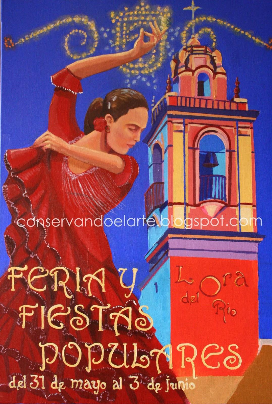 Lora Del Rio Feria 2013 de Lora Del Río