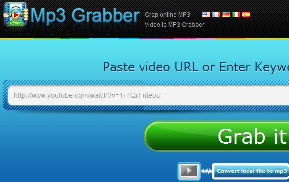online grabber