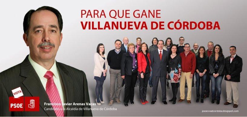 Elecciones Vva de Córdoba PSOE