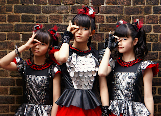 LIVE REPORT: BABYMETAL at Danforth Music Hall, Toronto – May 12, 2015