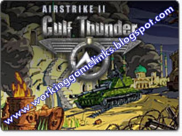 Fee Download Air Strike 2: Gulf Thunder for PC