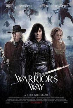 Con Đường Chiến Binh - The Warrior's Way (2011) Poster