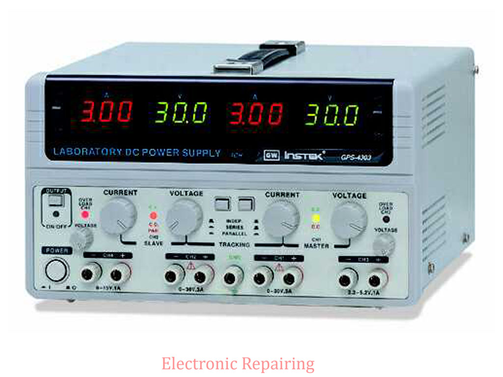 Electronic Test Equipment - Electronic Repairing