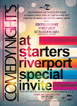 Open Mic Comedy at Starters Riverport