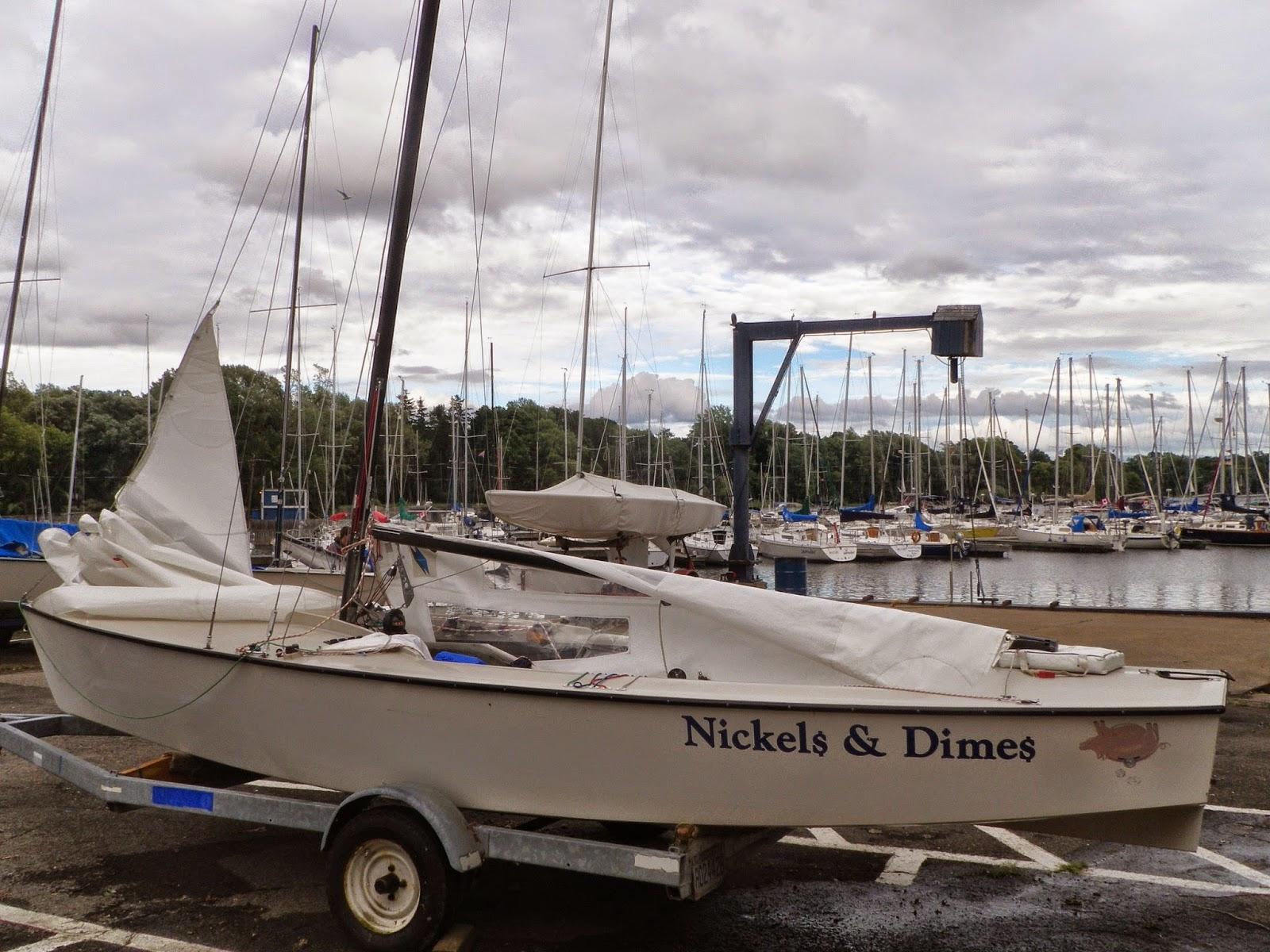 Montreal sailing la voile montr al 6 le lightning au for Cid special bureau episode 13