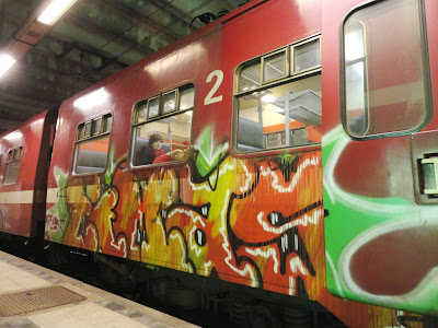 Limas graffiti