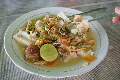 Resep Masakan Khas Kalimantan Soto Banjar