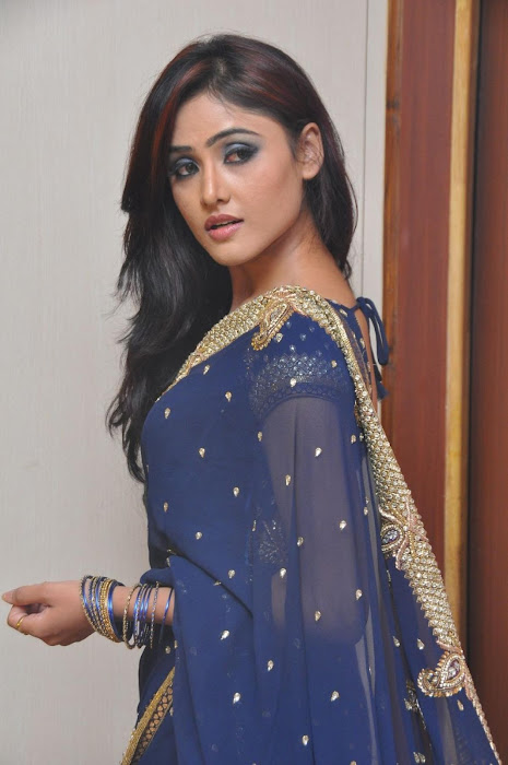 sony charista in saree unseen pics
