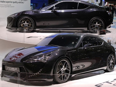 Toyota GT 86 Sports Car