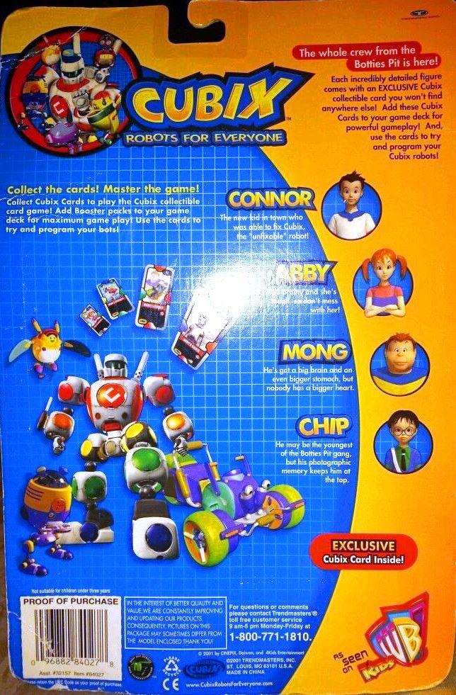 Cubix Robots For Everyone Toys : She s fantastic cubix robots for everyone abby