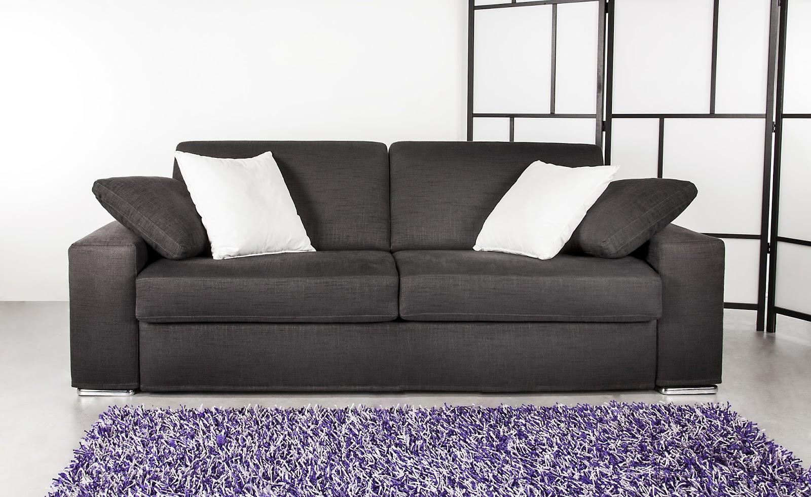 Un bel divano un comodissimo letto: zeus di tino mariani tino mariani
