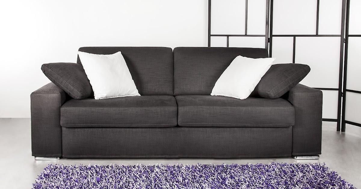 ... Mariani: Un bel divano, un comodissimo letto: Zeus di Tino Mariani