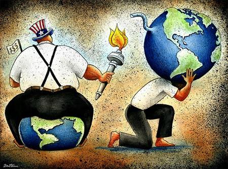 La bomba social y el principio del estallido del sistema en las potencias centrales