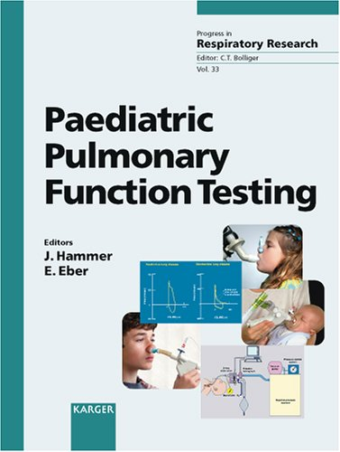 PEDIATRIC PULMONARY FUNCTION TESTING