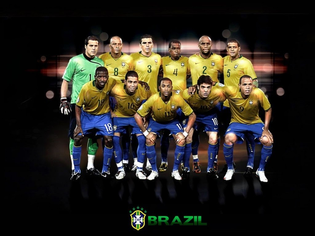 Brazil football world cup 2014 wallpaper