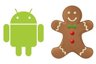 Daftar Smartphone Android Gingerbread Terbaru 2012