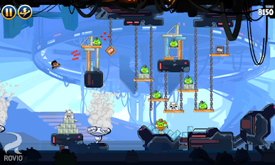 Angry Birds Star Wars HD v1.3.0 Game For Android Apk