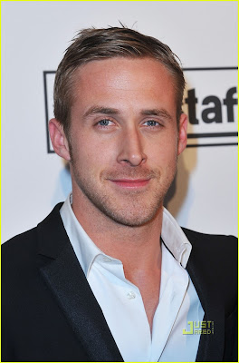 RYAN GOSLING SHORT CASUAL HAIRCUT HAIRSTYLE
