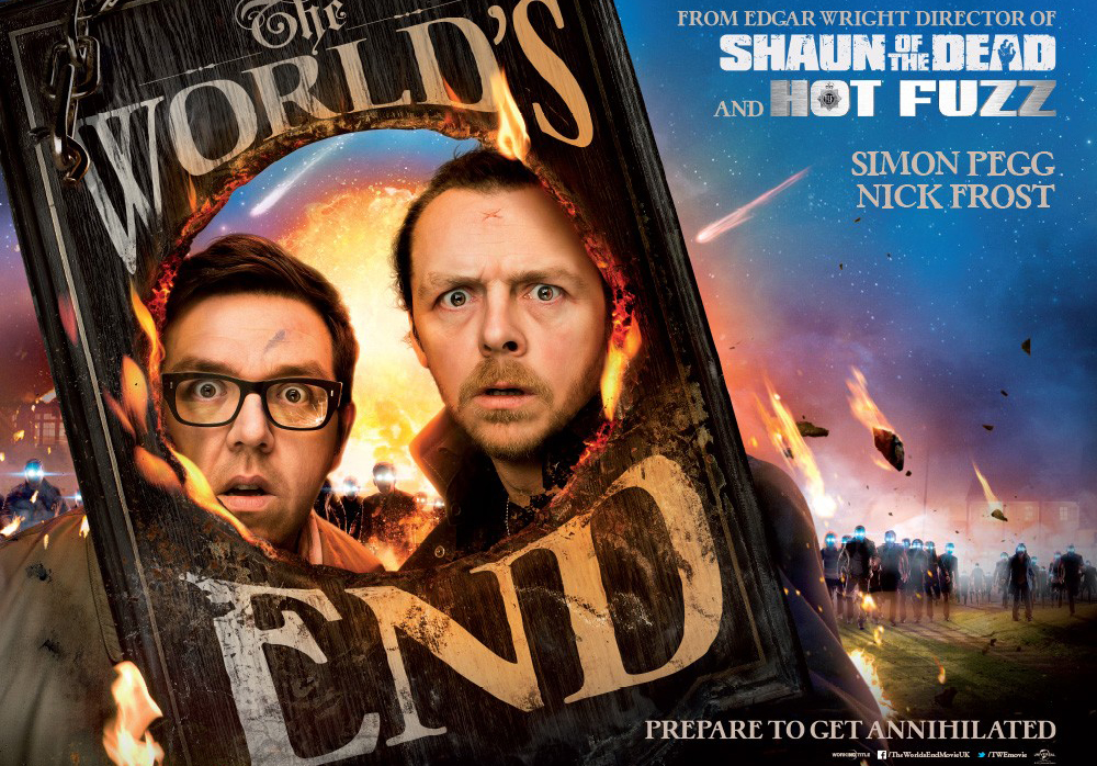 The World's End: First Look
