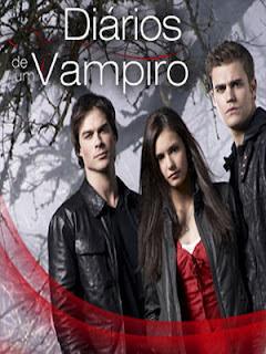 3 Temporada de Diarios de Um Vampiro Online Dublado