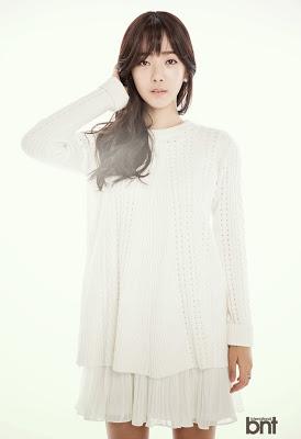 Bae Seul Gi - bnt International 2013 White