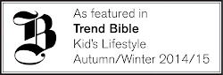 I'm featured in Trend Bible!