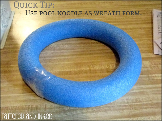 noodle crafts DIYs