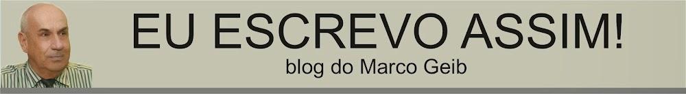 Blog do Marco Geib