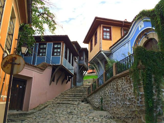 Casco antiguo de Plovdiv Bulgaria, Renacimiento búlgaro