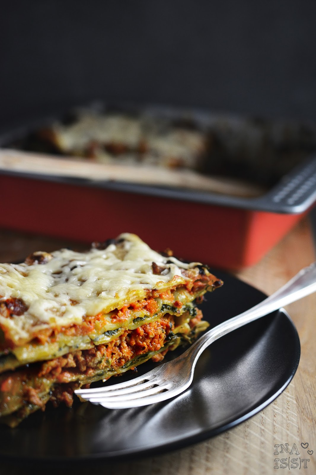 how to make beef lasagne