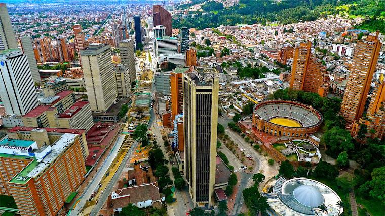 Bogotá, Colombia. Foto tomada de internet.