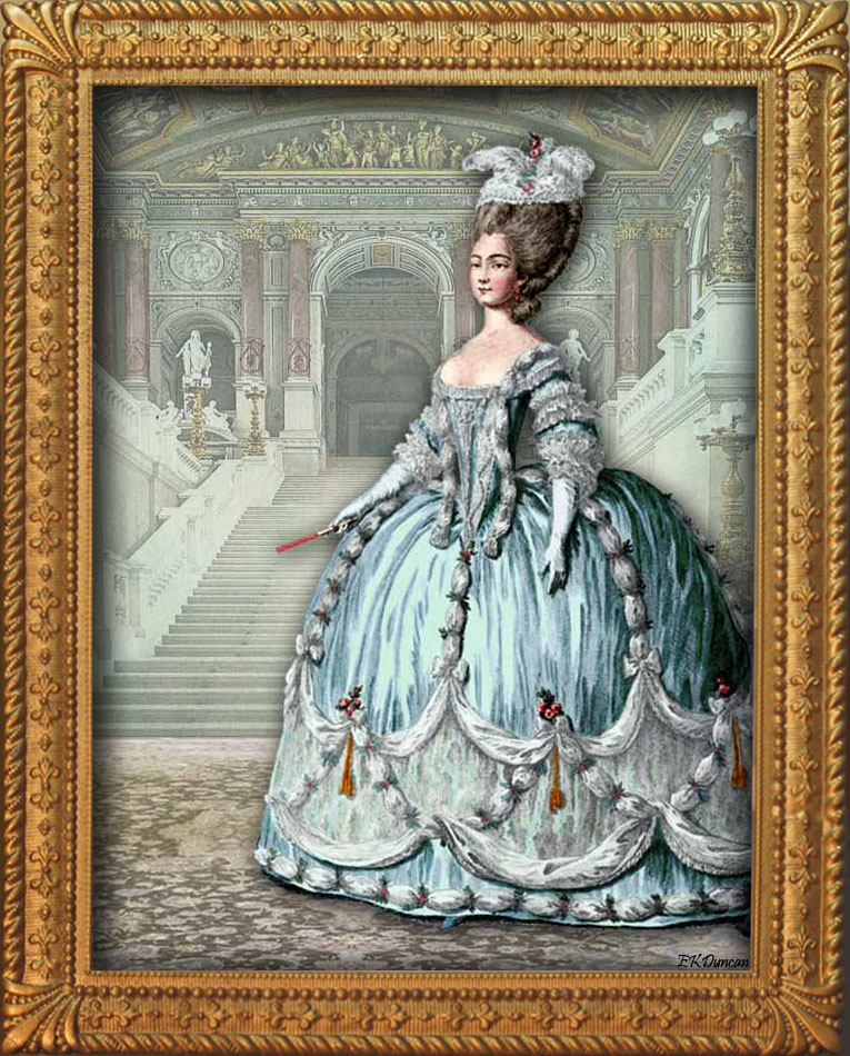 EKDuncan - My Fanciful Muse: Fancy French Fashions and ...
