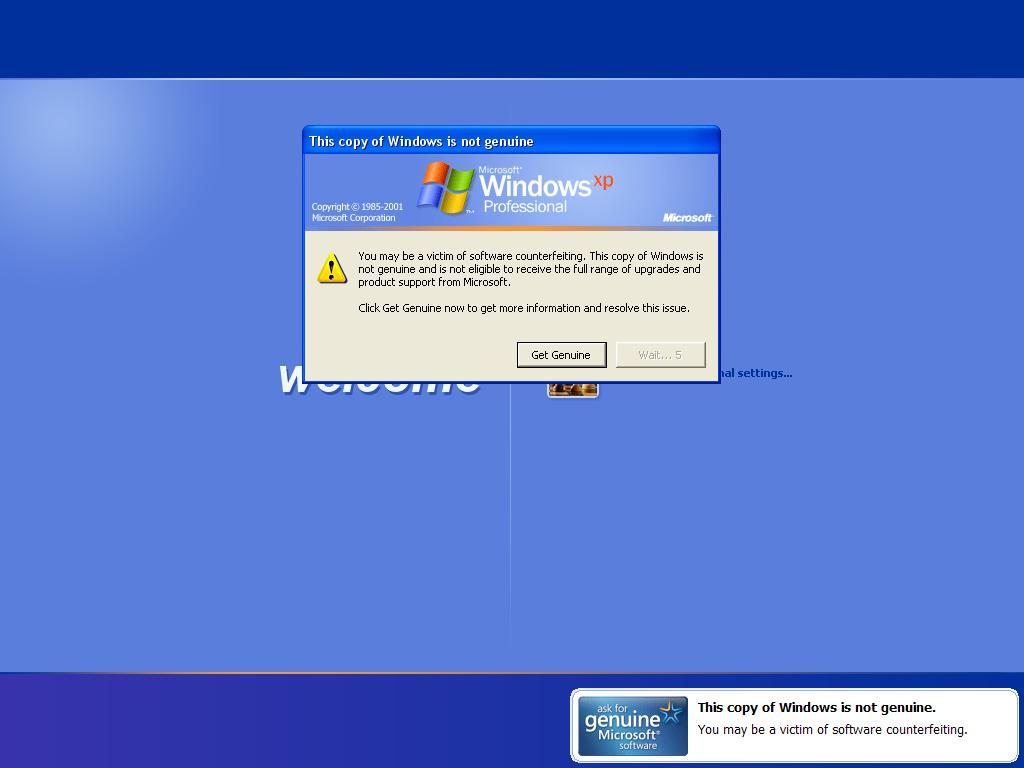 wga remover windows xp sp3 free download