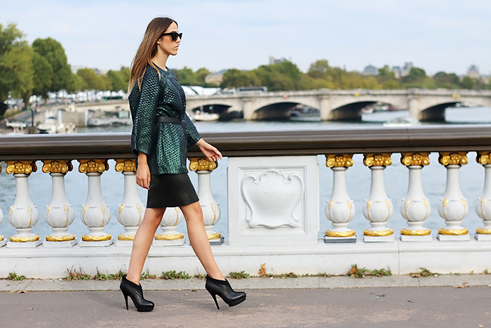 alison liaudat, blog mode suisse, fashion blogger, pfw, streetstyle, fashion week, paris, swiss blogueuse, Fashion blog from Switzerland, baie d'erelle, arrow studios, yves saint laurent, Céline paris