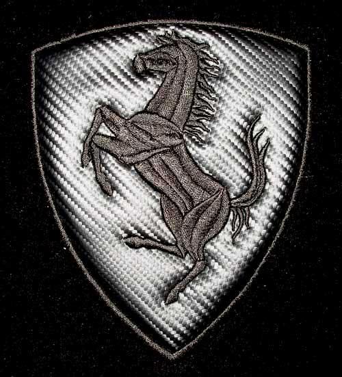 World Of Cars: Ferrari Logo