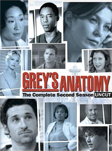 Baixar Grey's Anatomy 2ª Temporada Download Grátis