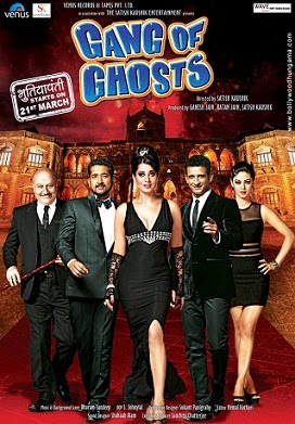 Watch Gang of Ghosts (2014) Non Retail DVDRip Hindi Full Movie Watch Online For Free Download
