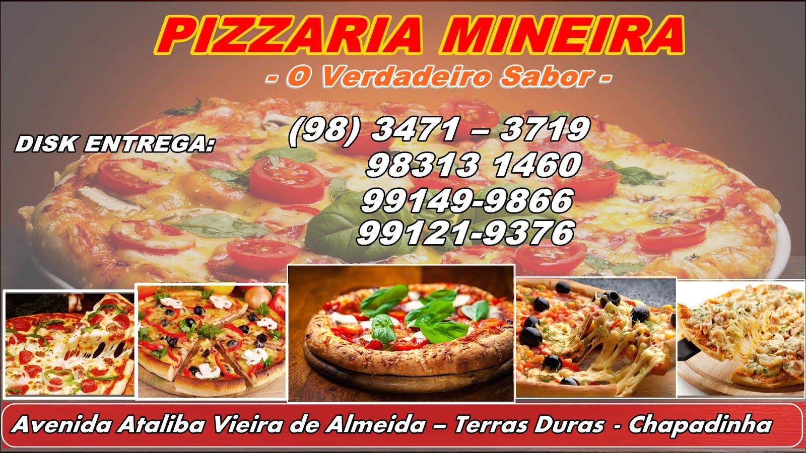 Pizzaria Mineira