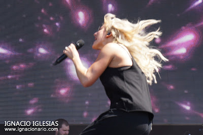 [Crónica] Future Music Festival. Ellie Goulding