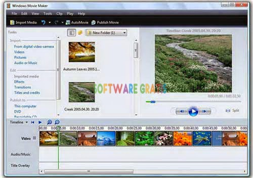 software eding video gratis