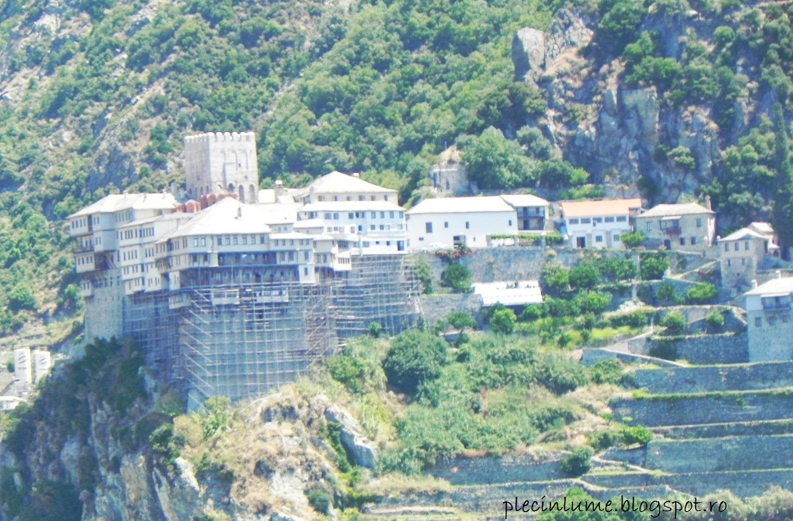 Manastirea Sfantul Dionis din Athos